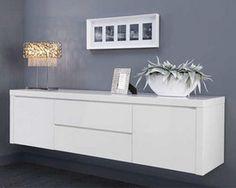 hangdressoir Dj Booth, Interior Inspiration, Zen, Sweet Home, New York, Cabinet, Living Room, Storage, Furniture