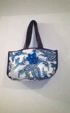 Blue Bag By OTTO Optimist TakesTime Out Market by OTTO4CREATIVITY