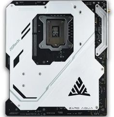 OPTICXCESS AQUA Announced as the Latest ASRock Mobo If you want something special for the motherboard, ASRock has a choice of excitement, If You Want Something, Water Cooling, Hifi Audio, Aqua, The Unit, Design, Design Comics, Water