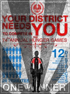Your district needs YOU