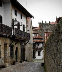Calle de Santillana del Mar  | Cantabria | Spain