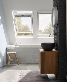 166 beste afbeeldingen van VELUX zolder dakramen - Roof window, Loft ...