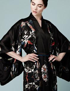 Meng Kimonos: The Art of Silk - Eluxe Magazine