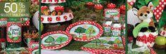 woodland birthday party kit - Pesquisa Google