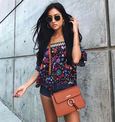 Summer boho chic by Guess