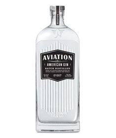 Aviation American Gin: Unlike most dry gins, this liquor pairs juniper notes with lavender, cardamom, anise, and sarsaparilla.