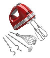 Shop KitchenAid - 9 Speed Hand Mixer Onyx Black at Peter's of Kensington. View our range of KitchenAid online. Why in the world would you shop anywhere else for KitchenAid? Candy Apple Red, Candy Apples, Red Apple, Best Smoothie, Cocina Shabby Chic, Small Kitchen Appliances, Kitchen Tools, Kitchen Dining, Kitchen Stuff
