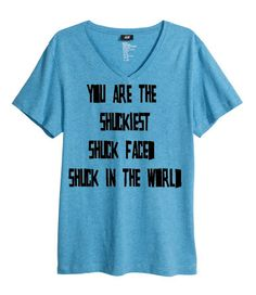 """""""You are the shuckiest shuck faced shuck in the world!"""" ― James Dashner, The Maze RunnerMaze Runner Inspired TeePerfect for the upcoming movie premiere"""