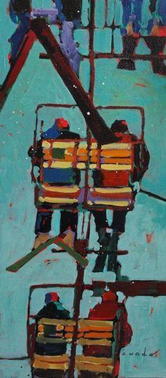 Carole Wade   JGO Gallery