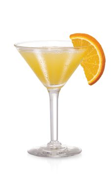 The Sunshine State        2 Parts Pinnacle® Whipped® Vodka      1 Part Pineapple Juice      1 Part Orange Juice      Shake with ice and strain into a chilled martini glass. Garnish with an orange wedge.