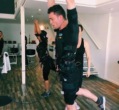 Personal Trainer Daniel Training at the BODYTEC Newlands Team. #Strengthtraining #Fitness #EMS #Fit #Muscles #HIIT #Newlands #Training #Motivation #Trainer #Coach #Inspiration #Bodytecsa