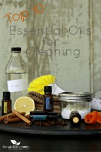 Top 10 Essential Oil