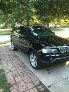 My 2001 BMW X5
