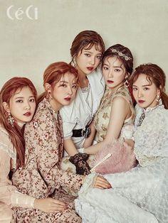 goddesses | red velvet kpop