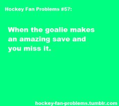 Hate it when that happens...thank goodness for DVR! =D