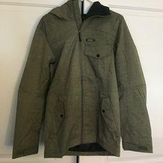 Nwt oakley men's jacket size S Nwt oakley men's jacket size S retail price $200.00 Jackets & Coats