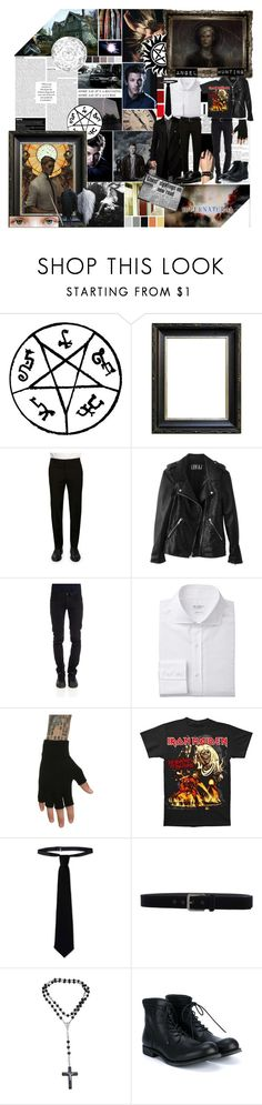"""Supernatural Nephilim!OC"" by dark-haven ❤ liked on Polyvore featuring Givenchy, CYCLE, RED Valentino, Class Roberto Cavalli, Attachment, Giorgio Armani, modern, men's fashion and menswear"