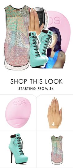 """""""Promise x Ciara        Niya"""" by baby-trilldolls ❤ liked on Polyvore featuring Eos, Wet Seal and Clover Canyon"""