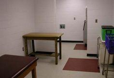 Charlotte West Stadium Athletic Training Room