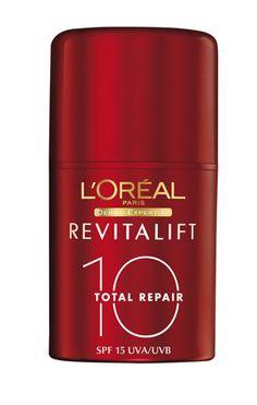 Revitalift Total Repair com Protetor Solar Loreal Revitalift, Moisturiser, Loreal Paris, Active Ingredient, Anti Aging, Skin Care, Beauty Products, Google, Sunscreen