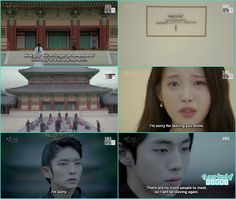 hae soo cried after reading about King Wang So and said she is sorry for lecving him alone no body at hios side now - Moon Lovers Scarlet Heart Ryeo - Episode 20 Finale (Eng Sub) Iu Moon Lovers, Moon Lovers Drama, Korean Drama Funny, Korean Drama Quotes, Scarlet Heart Ryeo Wallpaper, Wang So, Lee Joon, Korean Dramas, Lyrics