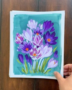 Cute Canvas Paintings, Colorful Paintings, Acrylic Painting Canvas, Spring Painting, Spring Art, Pastel Watercolor, Watercolor Cards, Sketch Painting, Diy Painting