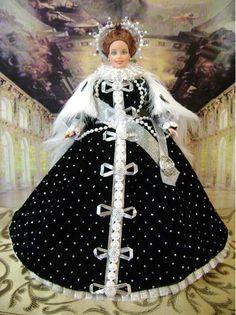 Elizabethan Barbie