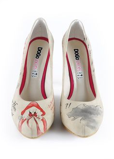 red ridinghood shoes - Dogo Germany