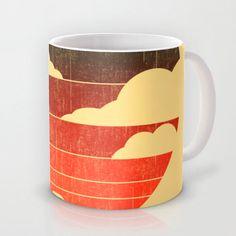Go West mug by Budi Satria Kwan