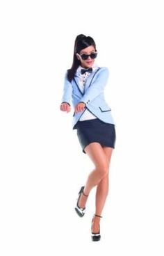Just put on the Sexy Korean Gangnam Pop Star Adult Costume and bust the moves like Psy. Now you got Gangnam style! Pop Star Costumes, Costumes For Sale, Adult Costumes, Costumes For Women, Halloween Costumes, Lady Gaga Costume, King Costume, Celebrity Costumes, Gangnam Style