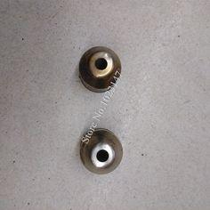 2 x acero horno de microondas tapa de la antena acuminado Cap accesorios para OM75P ( 31 ) gal01, m945, OM 75 p, Ganlanz