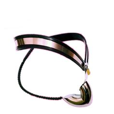 77.90$  Watch now - http://alil3y.worldwells.pw/go.php?t=32521316923 - Special offer stainless steel male chastity belt lock device sex toys for men penis bondage metal chastity belt panties products