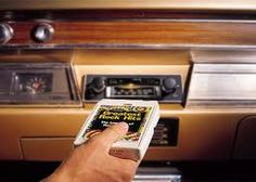 8 track tapes....