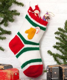 Holiday Stocking wit