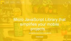 10 Incredible jQuery Libraries For Developers To Handle Touch Events Proficiently