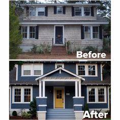 30 ideas for house facade renovation exterior makeover