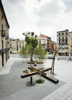 Plaza Valldaura y calle Camp d'Urgell, Manresa, Spain by David Closes. click image for link to full profle and visit the slowottawa.ca boards >> http://www.pinterest.com/slowottawa/boards/