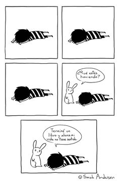 Today on Sarah's Scribbles - Comics by Sarah Andersen Sarah Anderson Comics, Sara Anderson, I Love Books, Good Books, My Books, Reading Books, Best Books, Sarah's Scribbles, Life Comics
