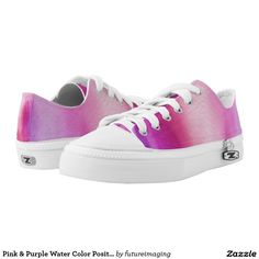 Orange And White Striped Low-Top Sneakers - Canvas-Top Rubber-Sole Athletic Shoes By Talented Fashion And Graphic Designers - Orange Sneakers, Kids Sneakers, High Top Sneakers, Shoes Sneakers, Heart Print, Custom Sneakers, Top Shoes, Chuck Taylor Sneakers, Pink Purple