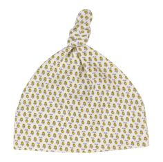 Ditsy knotted baby bonnet organic cotton by Pigeon. Made in England. Ditsy, Pigeon, Baby Hats, Kids Wear, Organic Cotton, England, Child, Style, Swag