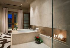 Newport Beach - Belcourt Remodel contemporary bathroom