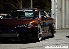Midnight Purple Nissan S15 Silvia Nissan S15, Nissan 180sx, Tuner Cars, Jdm Cars, Silvia S15, Nissan Infiniti, Drifting Cars, Nissan Silvia, Japan Cars