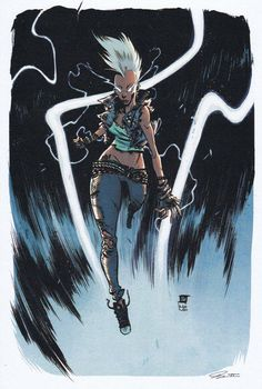 Storm by Jeff Stokely *
