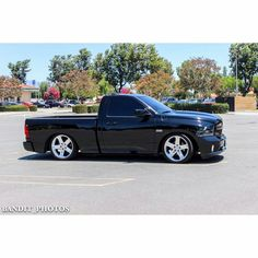 Ram Trucks, Dodge Trucks, Cool Trucks, Single Cab Trucks, Sport Truck, Dodge Pickup, Dodge Ram 1500, Custom Trucks, Motor Car