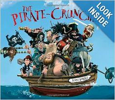 The Pirate Cruncher: Jonny Duddle: 9780763648763: Amazon.com: Books