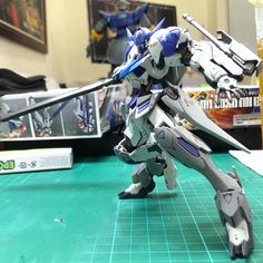 lsc171842's HGIBO ガンダムバルバトスルプス G3カラーver. (HGIBO Gundam Barbatos Lupus G3 Color version)