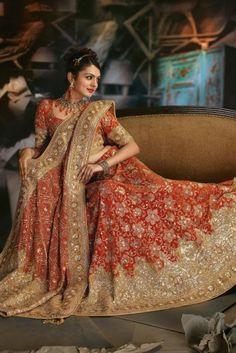 Fashion: Indian lehenga choli wedding