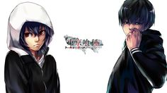 Tokyo Ghoul Anime High Resolution Wallpaper