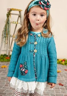 Matilda Jane, Once Upon a Time~R3, Captivating Sweater size 4