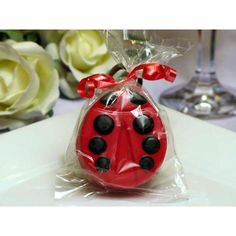 Ladybug Party Supplies Chocolate Dipped Oreos | ThisNext